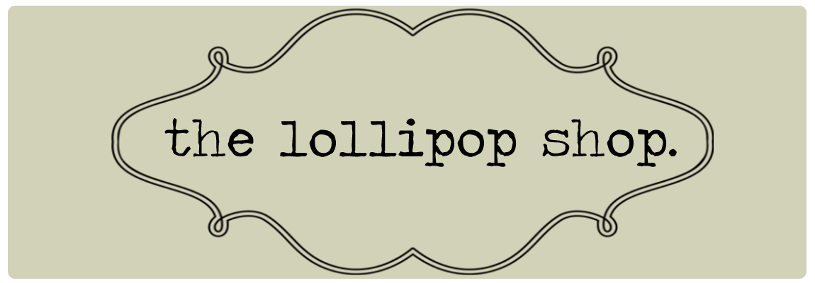 the lollipop shop