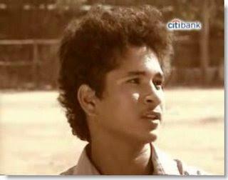Sachin Tendulkar in his first interview