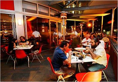 Italian food brisbane beccofino vernon terrace for 39 vernon terrace teneriffe