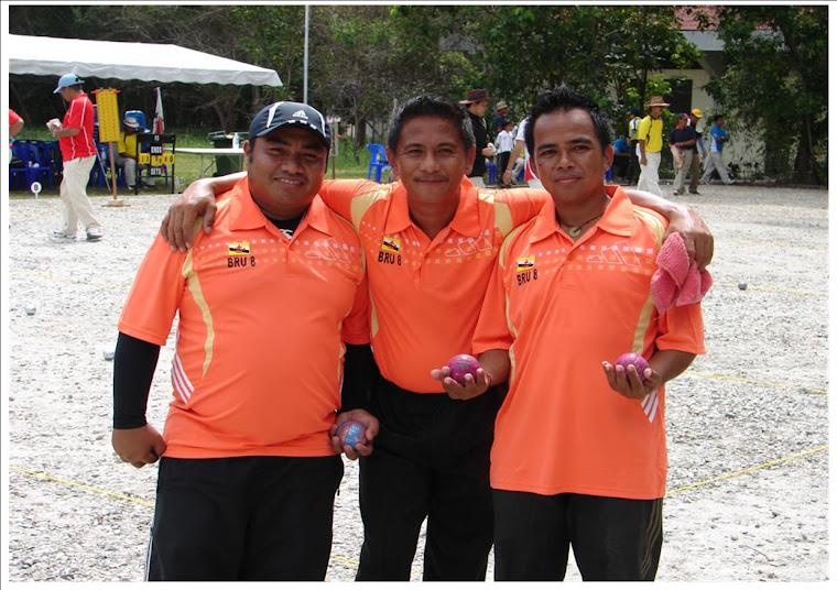 Peserta dari Negara Brunei Darussalam