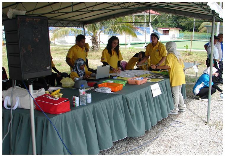 Sukarelawan 1st Borneo Inter Club Petanque Championship 2010