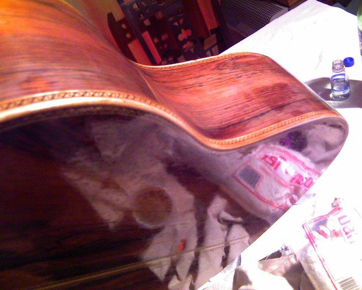 Acosta Luthier: Arreglos y restauraciones