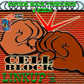 Cell Block Studios Presents: Linkup Vol.3 (Natural Black, Turbulence & Sizzla)