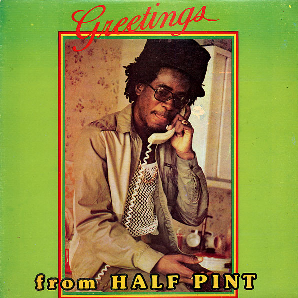 Half pint greetings at odimusic for House music 1986