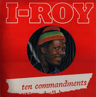 Cover Album of I Roy - Ten Commandments