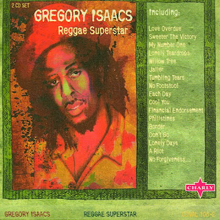 Gregory Isaacs - Reggae Superstar #2