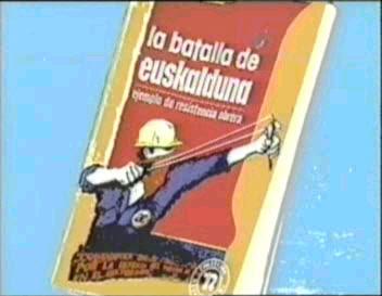 caratula documental La batalla de Euskalduna