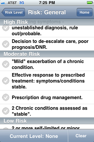 iphone medical coding apps