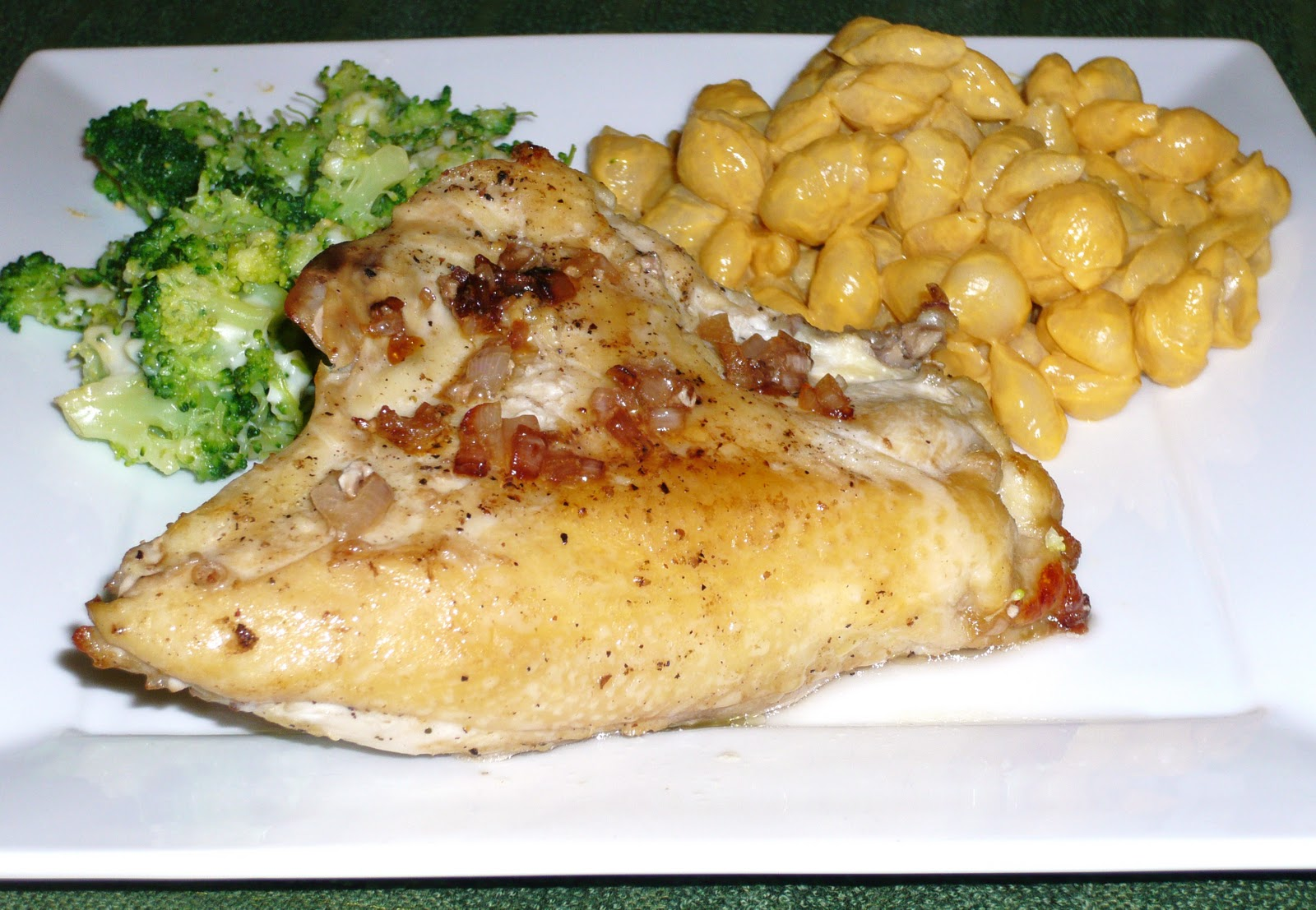 Kellys Kitch: Roast Chicken with Caramelized Shallots
