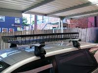 wire mesh basket Rola, Thule ,Rhino