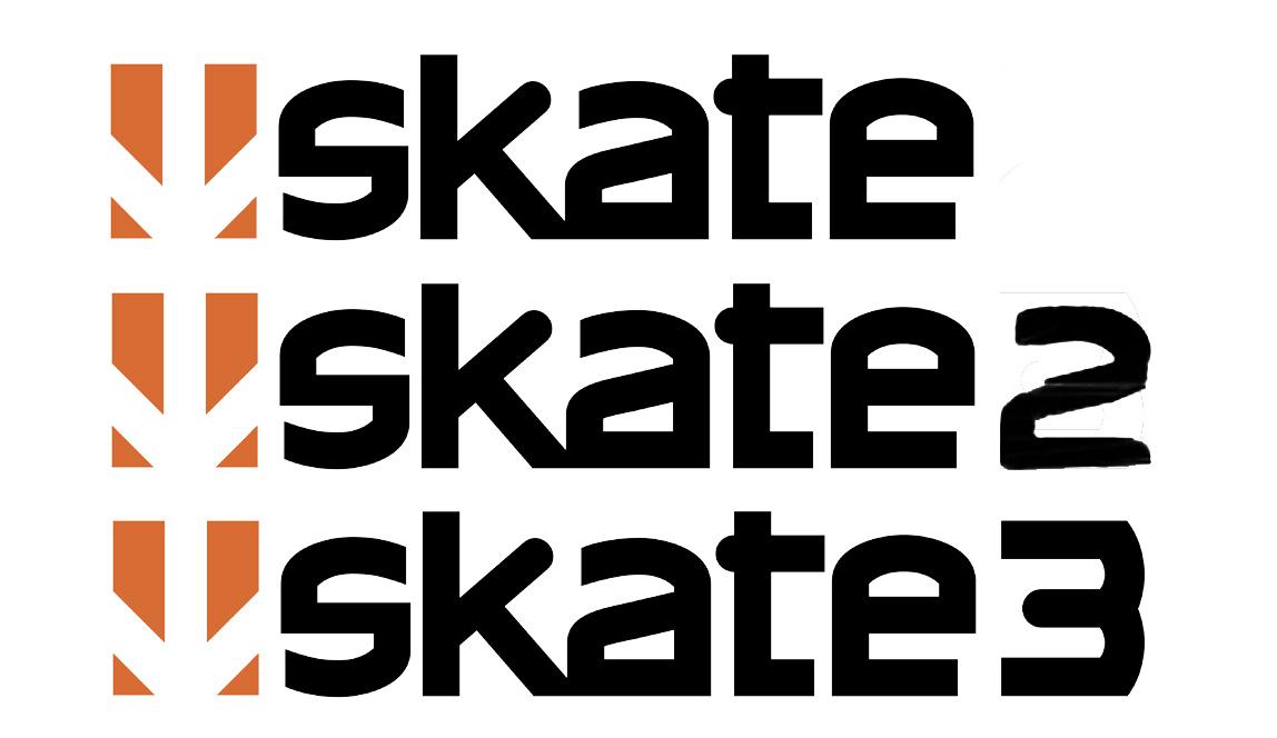 Image Gallery Skate 2 Logo