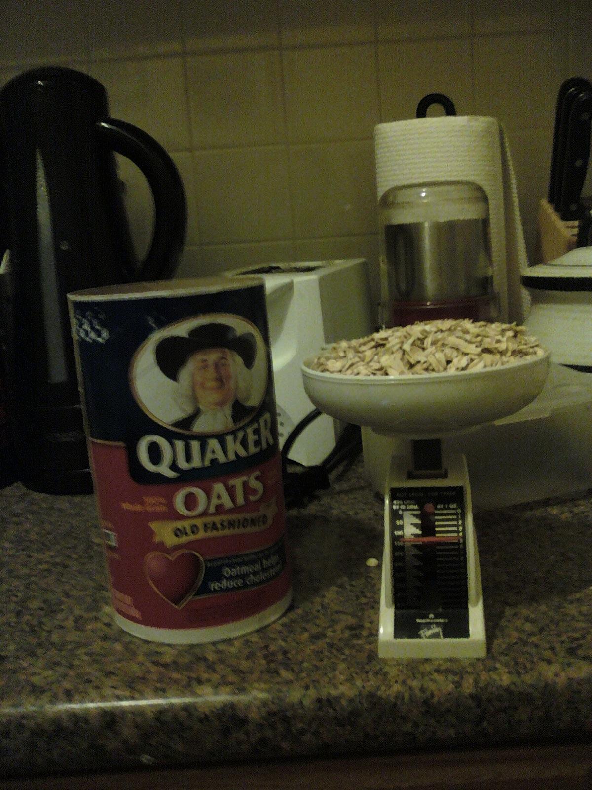 Alton brown cookie recipe oatmeal