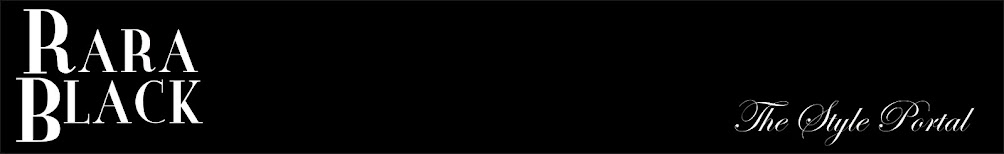 RARA BLACK - Your little black dress