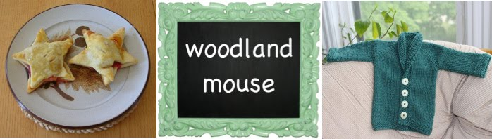 woodland mouse