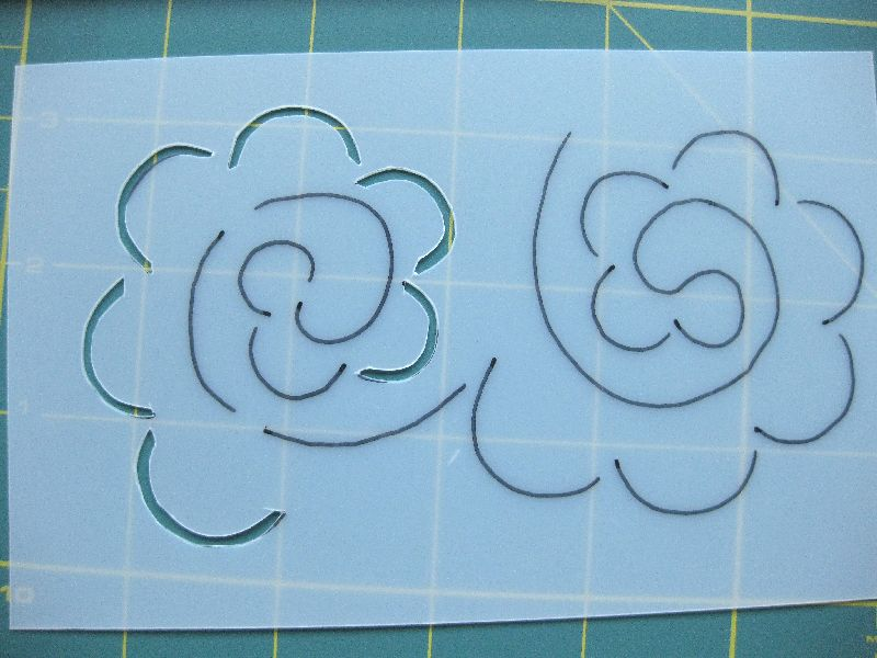 How To Use Stencils In Quilting : Quilting Stencils image search results