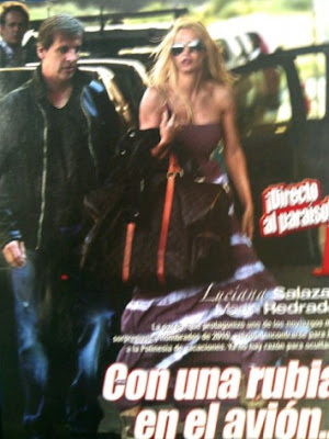 foto revista paparazzi argentina: