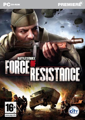 Categoria jogos de pc, Capa Download Battlestrike Force of Resistance (PC)