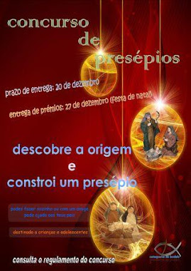 concurso de presépio 2009