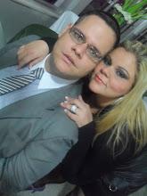 Filipe e a irmã Camila