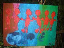 Pintura de Filipe. VENDIDO