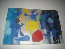 A pintura que Filipe fez da familia
