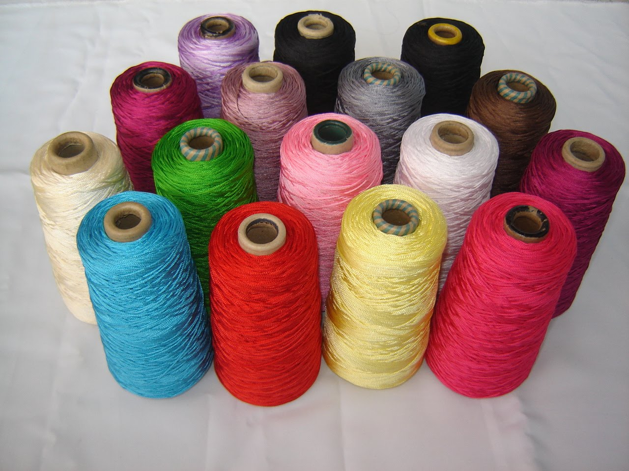 Crocheting Thread : Stitch of Love: Crochet yarn and thread