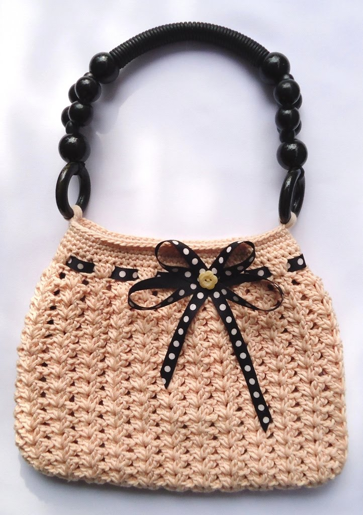 Stitch of Love: Crochet Lovely Bag - A Christmas Present