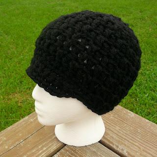 Ravelry: Half Double Crochet Beanie pattern by Elizabeth