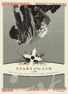 New Stars of the Lid Poster design