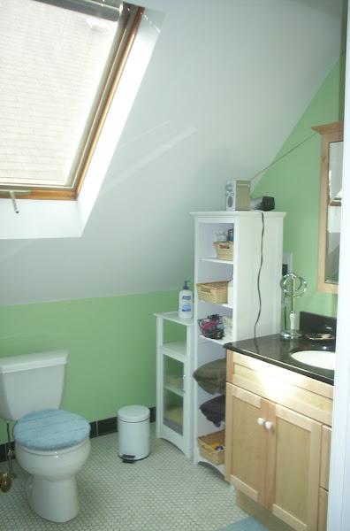 Bathroom in 600 Sqft Addition