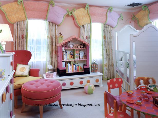 Kids Bedroom DesignChildren Bedroom Design