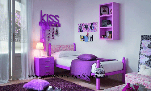 Girls Bedroom Design: Girls Room Decorating Ideas