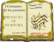 Premio Proyecto de Escritora