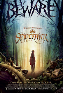 "Review:  ""The Spiderwick Chronicles"""