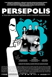 """Review:  """"Persepolis"""""""