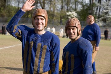 "On ""Leatherheads"""