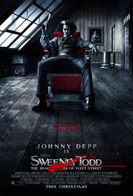 """Sweeney Todd"" Trailer"