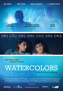 "Review:  ""Watercolors"""