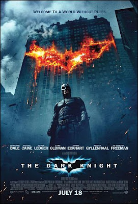 """The Dark Knight"" One Sheet"