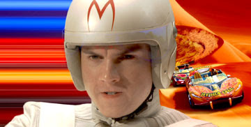 """Speed Racer"""
