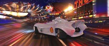 """On """"Speed Racer"""""""