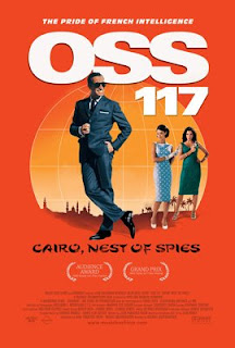 "Review:  ""OSS 117:  Cairo, Nest of Spies"""