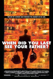 "Review:  ""When Did You Last See Your Father?"""