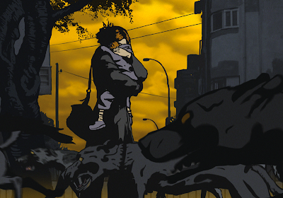 "NSFC Honors ""Waltz with Bashir"""