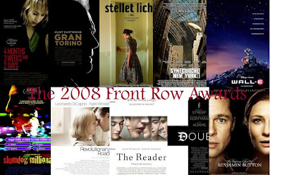 The 2008 Front Row Awards