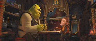 "On ""Shrek Forever After"""
