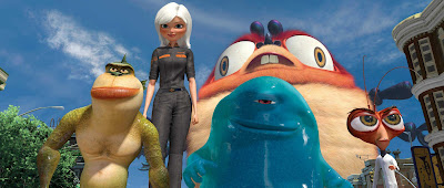 "On ""Monsters vs. Aliens"""