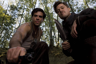 "On ""Inglourious Basterds"""