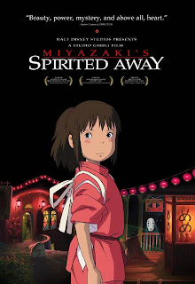 "Review:  ""Spirited Away"""