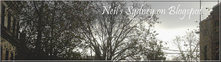 Neil's Sydney on Blogspot